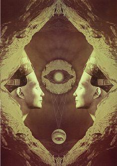 Eye of Nefertiti by Sam Chirnside