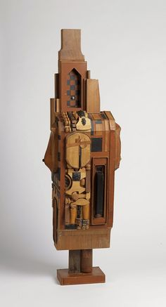 Assemblage Artist Noah Purifoy at Auction for First Time | Swann Auction Galleries