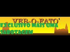 Exclusivo mais uma sabotagem TV Ban Brasil AÇÃO Noticia: Intervenção Mil...