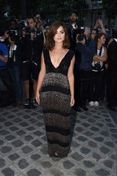 L'actrice anglaise Jenna Coleman, bien connue des fans de Doctor Who