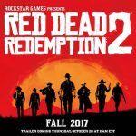 Red Dead Redemption 2 est annoncé officiellement : sortie à lautomne 2017 et trailer pour bientôt