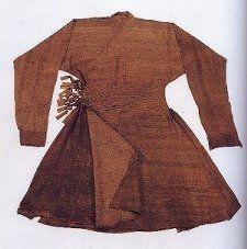 14th Century Mongolian Coat