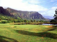 Ko'olau Golf Course, Oahu, HI
