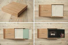 Folio Albums - belle présentation des articles et boite a fermeture originale