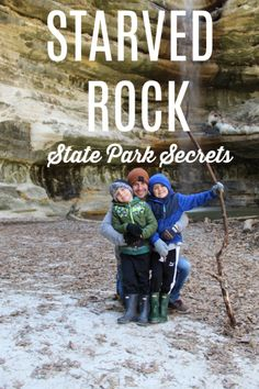Starved Rock State Park Secrets - Queen of the Land of Twigs 'N Berries Travel With Kids, Family Travel, Family Vacations, Camping Places, Places To Travel, Cool Places To Visit, Places To Go, Starved Rock State Park, Alaska Travel