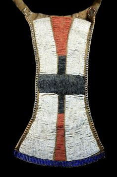 Africa   Apron (cache sexe) from the Toposa people of Sudan and Kenya   Leather with glass beads   ca. 1980/90s