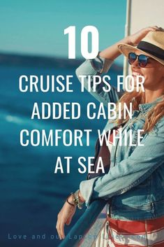 10 Tips For Comfort On Cruise Ships | Great For First Time Cruisers