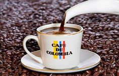 Orgullo: Café colombiano, café de la casa