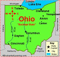 Akron & Cleaveland Ohio