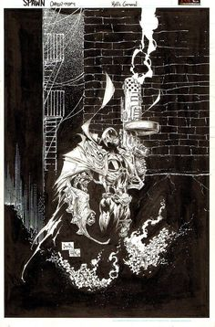 Spawn - Hell's General by Greg Capullo and Todd McFarlane *