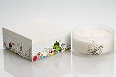 2012 Waks Nature Candles Package Structure Design Modern Design Ideas