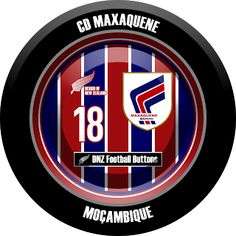DNZ Football Buttons: CD Maxaquene