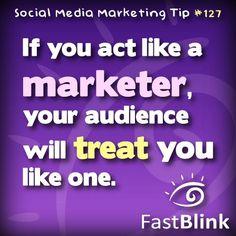 Social Media Marketing Tip #127