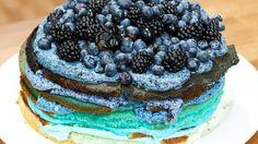 "Naked Cake – Jasmins "" Blaues Wunder"""