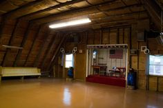 The dance Hall at Lionshead in West Yellowstone