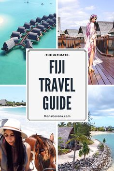 Best Place to Stay in Fiji - Itinerary, Overwater Bungalow, & Luxury Travel Guide Find out the absolute best place to stay in Fiji in this luxury travel guide & Fiji itinerary. Fiji Hotels, Places To Travel, Travel Destinations, Trip To Bora Bora, Fiji Travel, Overwater Bungalows, Beste Hotels, Travel Couple, Australia Travel