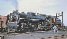 Richard Leonard's Random Steam Photo Collection -- Canadian National 4-8-4 6237