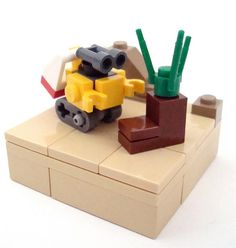 Micro WALL-E | Flickr - Photo Sharing!