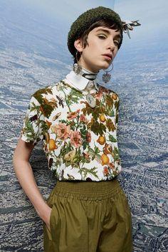 Karen Walker Spring 2018 Ready-to-Wear  Fashion Show Collection