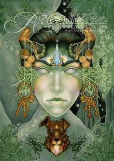 dreams of the gaia tarot - Google Search