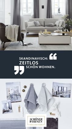 Pin Auf Zeitlose Eleganz Schoner Wohnen Kollektion
