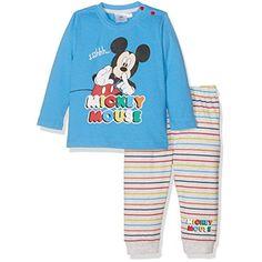 Disney Baby-Jungen Schlafstrampler