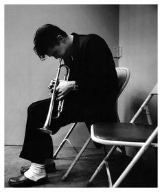 Chet Baker-American jazz trumpeter