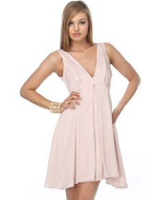 Lady Ingenue Blush Pink Dress  $47.00 - Lulu's