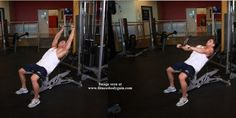Cable-Incline-Pushdown | Find more pics here http://bit.ly/1x0vDZO