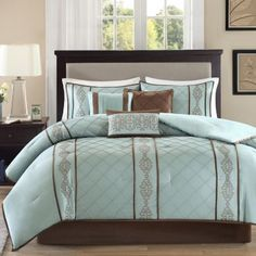 Madison Park Sandra 7-pc. Comforter Set  found at @JCPenney