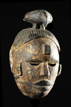 Family mask - Ogoni - Nigeria