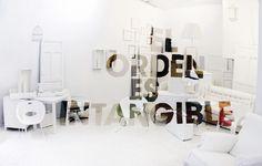 El Orden es Intangible 2011 /... - instalaciones efimeras
