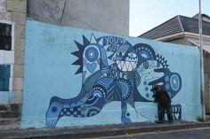 Woodstock, Cape Town Best Street Art, Woodstock, South Africa, Graffiti, Moose Art, My Arts, Cape Town, Prints, David