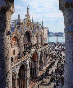 San Marco. Venezia. Italia. #ItalyVacation