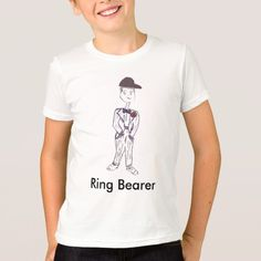 Ring Bearer T-Shirt