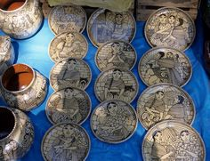 Mexican Pottery Michoacan | Flickr - Photo Sharing!