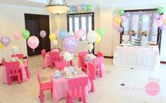 Adorable Girls Birthday Party