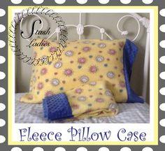 Fleece Pillowcase