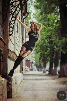 Photography by Artem Petrakov-love the pose. Not necessarily the clothes