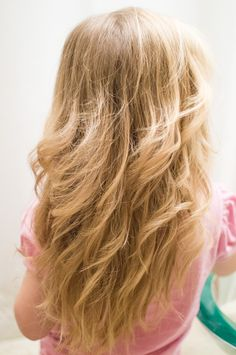 pretty little girl hairstyles : Little Girls Toddler Layered Haircut (Hairstyle). My daughter had long ...