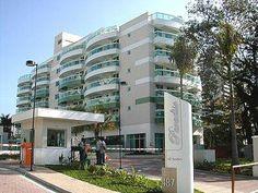 Hotel Promenade Palace, es un hotel 4 estrellas ubicado en la Barra de Tijuca.