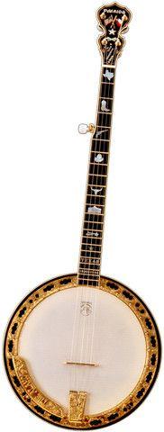 Deering Texas banjo