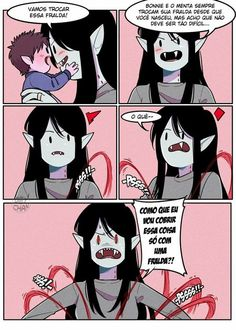 Adventure Time Anime, Adventure Time Fanfiction, Adventure Time Marceline, Cartoon Network Adventure Time, Princesse Chewing-gum, Adveture Time, Prince Gumball, Marceline And Princess Bubblegum, Couples Comics