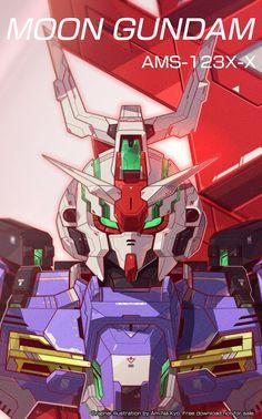 Arte Gundam, Gundam Art, Gundam Vidar, Gundam Head, Gundam Wallpapers, Frame Arms Girl, Sci Fi Armor, Robot Concept Art, Custom Gundam