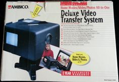 Home Movies Ambico Tele Cine Converter Transfer by affinityz, $32.00