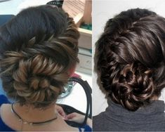 How To | French Fishtail Seashell Braid Very nice! sometimes it's difficult to see, but you get the basics. :)