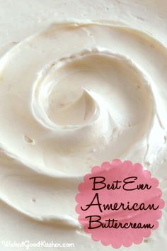 won t notice the secret to perfect honey buttercream frosting for ...