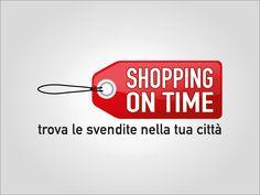Logo Design: Shopping on Time