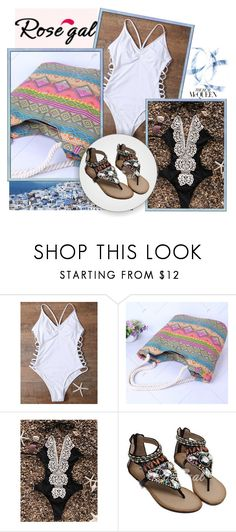 """""""Win $20 Cash from Rosegal"""" by sabine-rose ❤ liked on Polyvore"""