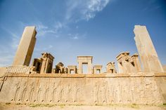 10 Must-See Pieces of Iranian Historical Architecture